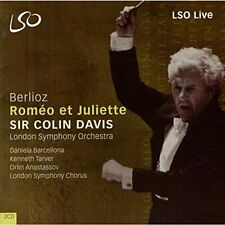 Berlioz - Romeo And Juliette - Sir Colin Davis - 2xCD - Brand NEW and SEALED
