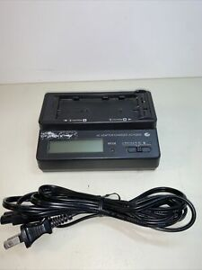 Sony AC Power Adapter/Charger Model AC-VQ800, Tested, C2