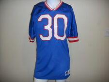 New York Giants Dave Meggett Russell Athletic Pro Cut Jersey 100 % Nylon Sz-40
