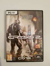CRYSIS 2 PC DVD-Rom Game Complete With Manual