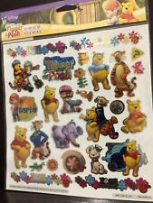 NEW - TIGGER AND POOH STICKERS - 28 STICKERS - PACK 3