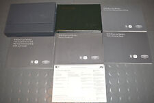 2001 Bentley Arnage Owners Manual - Rare SET!!!
