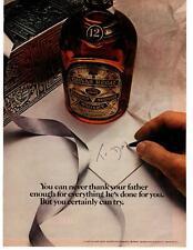 Reklame & Werbung Sammeln & Seltenes Chivas Regal Scotch Whisky Nostalgie Barspiegel Spiegel Bar Mirror 22 x 32 cm