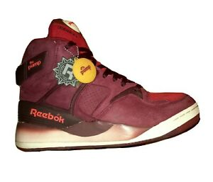 Reebok Pump Certified