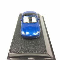 1:43 Mazda MX-5 Cabrio Metall Die Cast Modellauto Auto Spielzeug Sammlung Blau