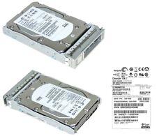 Festplatte Sonne 542-0166-01 600GB 15K SAS 8.9cm 390-0463-04 ST360057SSUN600G