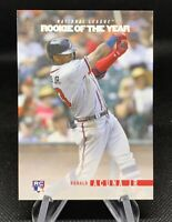 2018 Topps On Demand Ronald Acuna Jr (RC) Rookie ROTY SHORT PRINT /287 🔥#ROTY7