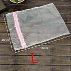 Filet Sac à Linge Zip Lavage Pour Sous-vêtements Bas Collant Lingerie 3 Tailles