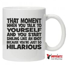 That Moment Funny Novelty Mug Birthday Xmas Gift Humour Work Cup Leaving Present