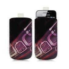 Housse coque étui pochette pour Samsung Galaxy Ace S5830 avec motif HF07