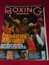 BOXING MONTHLY - JERMAIN TAYLOR - Jan 2006