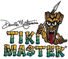 Iwata Artool Freehand Airbrush Stencil Paint Set 6 Tiki Master Dennis Mathewson