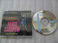 CD-ALICE COOPER-FEED MY FRANKENSTEIN-POISON-BURNING OUR BED-(CD MAXI)91-4TRACK