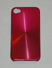 Rose Aluminum Metal Hard Case for Apple iPhone 4 4S