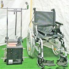 Alber Treppensteiger Scalamobil S20 mit Rollstuhl und Zubehör neue Batterie