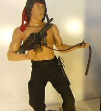 Rambo 2 Figure 1/4th Scale Sideshow Collectibles