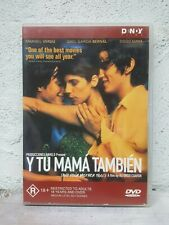 Y Tu Mama Tambien (Dvd, 2001) Spanish With Eng Subs - Rare Oop Alfonso Cuaro