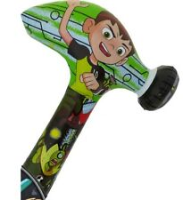 Cartoon Network Ben 10 Inflatable Hammer Shaped Wand Balloon Toy 34""
