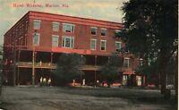 Postcard Hotel Wheeler in Marion, Alabama~122068