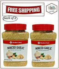Member's Mark Minced Garlic (48 oz.)<<2Pack>>