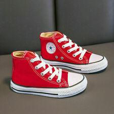Kids Red Converse | eBay