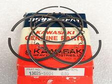 Kawasaki NOS NEW  13025-5004 Piston Ring Set O/S .020 Z1 KZ KLT KZ900 1973-84
