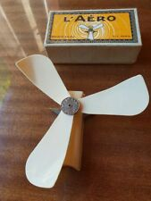 AERO Mini ventilateur de poche SIC Paris Breveté SGDG boite d'origine  1900