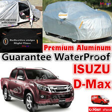 Isuzu D-MAX car cover Aluminum cover waterproof UVproof Isuzu D MAX car cover