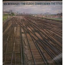 Microdisney ‎Lp Vinile The Clock Comes Down The Stairs / Rough Trade  Nuovo