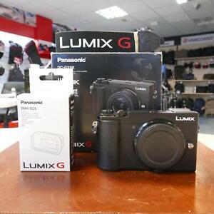 Used Panasonic Lumix GX9 Camera Body with 462 actuations - 1 YEAR GTEE