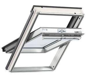 Top! Original VELUX Dachfenster aus Kunststoff GGU 0070 Thermo Schwingfenster