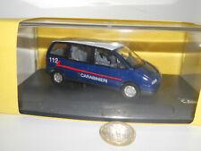 SCALE CARR FIAT ULISSE CARABINIERI SCALA 1/43 552806 RARO