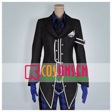 Cosonsen Amnesia Ikki Cosplay Costume Black Blue Halloween Cosplay All Sizes