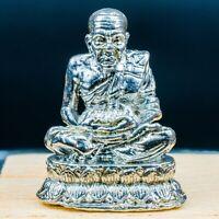 LP TUAD made from leklai SURIYUN RACHA PAKAYKAEWCHAROENTHAM thai amulet