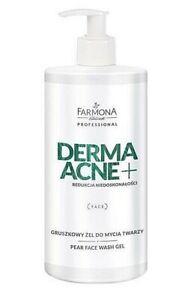 Farmona Professional DERMA ACNE  Pear Face Washing Gel 500ml