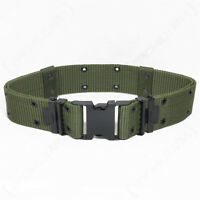 Olive Green LC2 Pistol Belt - US Military ALICE LC-2 Webbing Army All Sizes New
