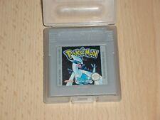 Pokemon silberne Edition Nintendo Gameboy color silber