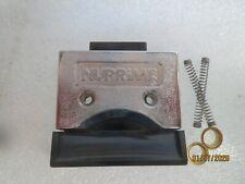 Nuprime window locks- 2-3/8 wide-metal-New Lot of 10