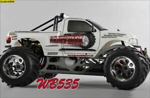 FG Monster Truck WB535 2WD 1:6 RC-Car