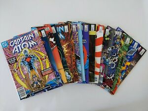 Captain Atom 27 Book Lot #1-37 (DC) VF/NM 1st APPEARANCE Canadian Variants