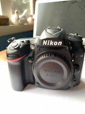 Nikon D7200 Digital Slr Camera Black Body -Excellent -Shutter count=2304