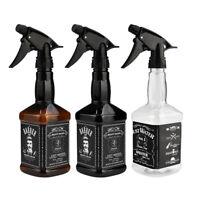 practical 650ML Hairdressing Spray Bottle Salon Barber Hair Tools Water Sprayer