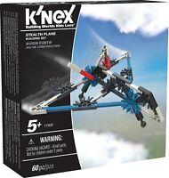 K'Nex 17008 Stealth Plane Building Set