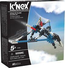 K'Nex 17008 Stealth Flugzeug Baukasten
