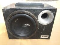 Vibe Blackair 10 1200w Subwoofer More Than Welcome To Test Before Purchase