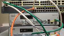 Cisco CCNA V3 and CCNP home lab kit NEW series Routers R&S / Security DC License