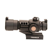 Truglo Red-Dot Sight 30mm 3 Color 5 Moa Black Tg8230Rb