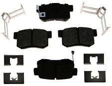 Disc Brake Pad Set fits 1996-1999 Isuzu Oasis  ACDELCO PROFESSIONAL BRAKES
