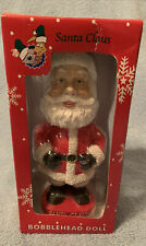 Santa Claus Bobblehead Doll - Hand Painted, 2002, Alexander Global Promotions