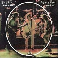 "NEIL YOUNG ""YEAR OF THE HORSE"" CD 12 TRACKS NEU"